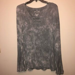 American Eagle Womens Long Sleeve